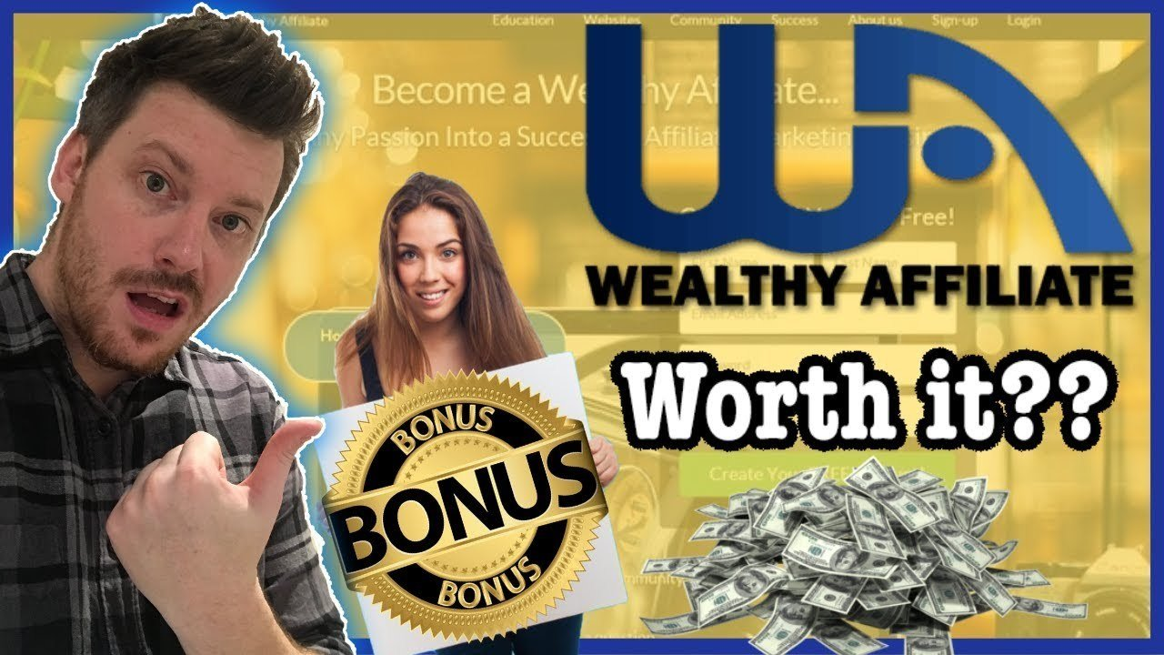 is wealthy affiliate worth it
