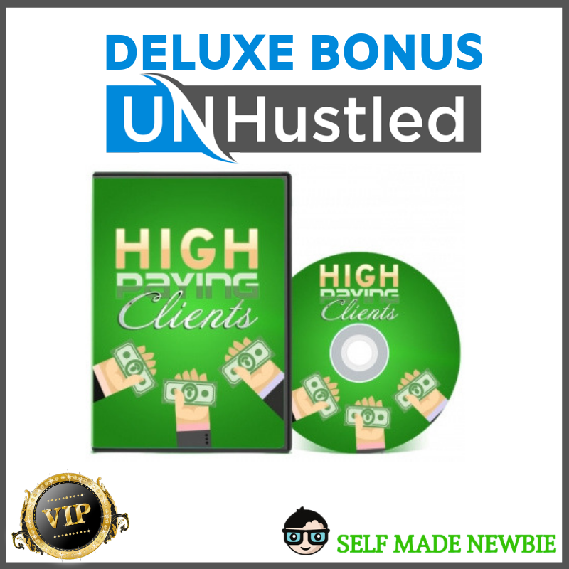 unhustled review