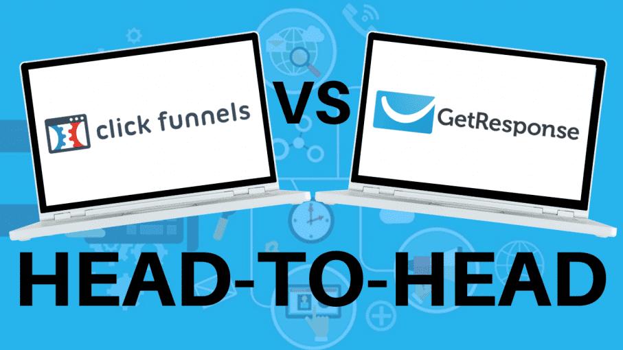 ClickFunnels vs GetResponse