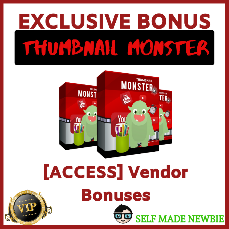 thumbnail monster review
