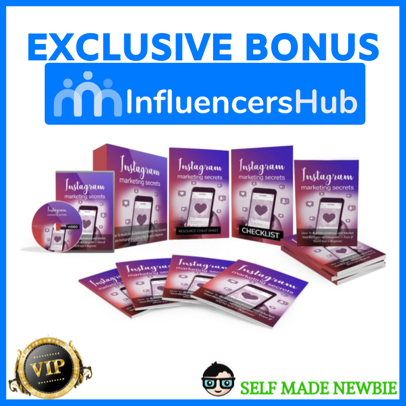 influencershub review