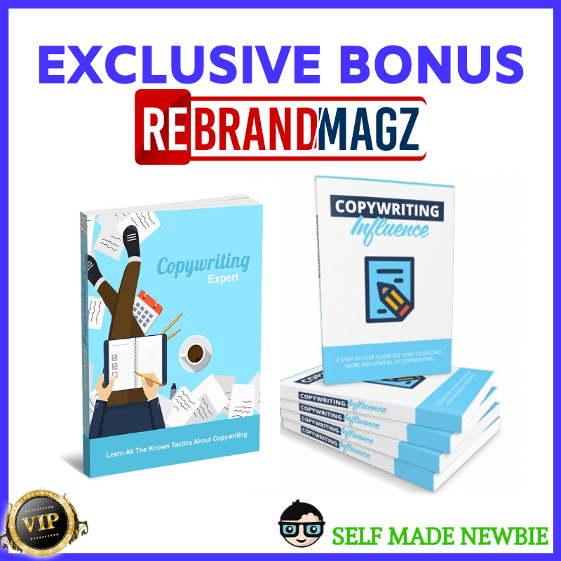 RebrandMagz review