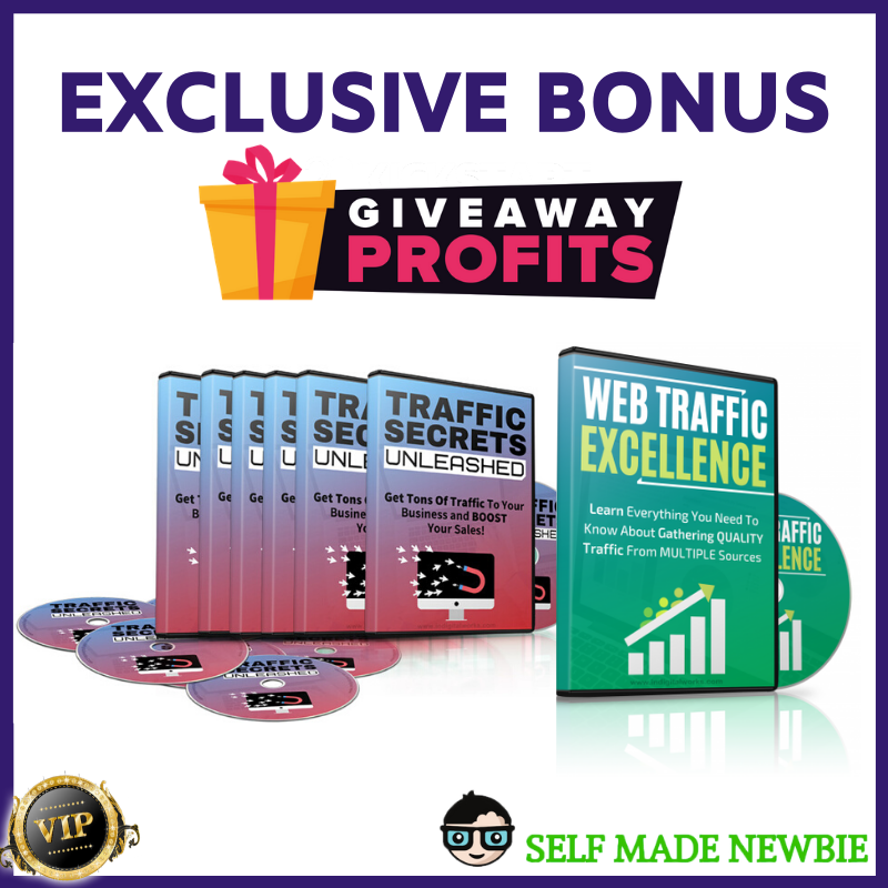 giveaway profits review